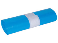 LDPE afvalzak blauw 4590110-7