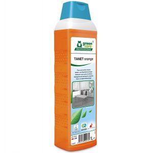 TANET orange vloer- en oppervlakkenreiniger 1 x 1L