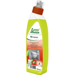 WC lemon wc-reiniger 10x 750 mL