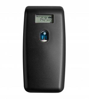 Luchtverfrissersysteem digitaal Black Quartz