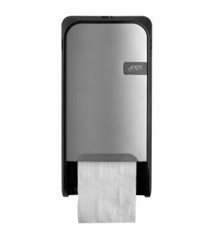 Toiletrolhouder voor doprollen Silver Quartz