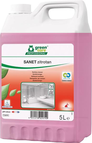 Zitrotan Greencare 712474 Werner en Mertz