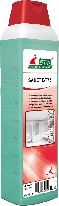 sanet br75 sanitair ontkalker werner & metz