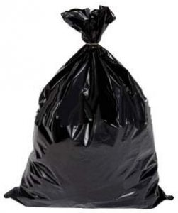 Berekening juiste afvalzak voor afvalbak
