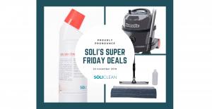 Soli's Super Friday Deals