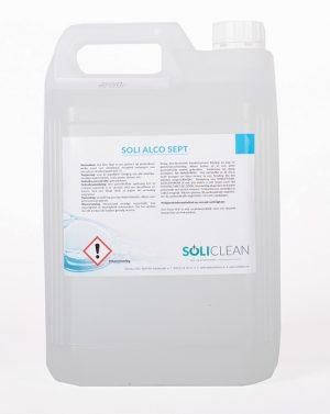 Alco Sept kant en klare alcoholreiniger can 5 liter