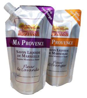 Ma Provence Liquid Soap navulzak 250 mL