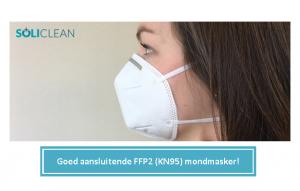 Mondmasker FFP2 per 10