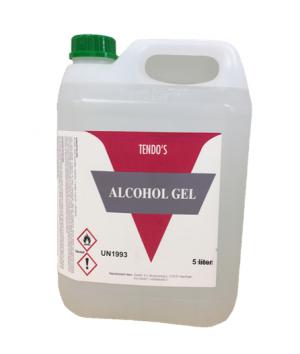 Handalcohol GEL 70% 4 x 5LTR