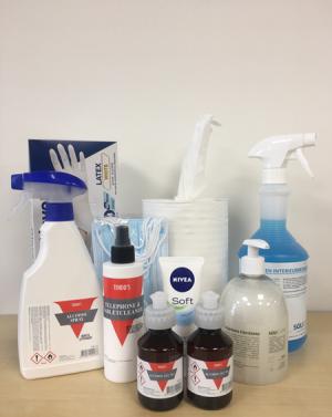 Soli's Hygiënepakket Luxe voor persoonlijke hygiëne en de schoonmaak