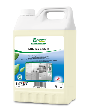 ENERGY Perfect duurzaam detergent voor vaatwassers 2 x 5 L