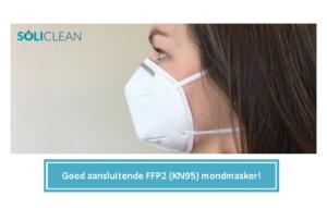 Mondmasker KN95 (FFP2) per 10