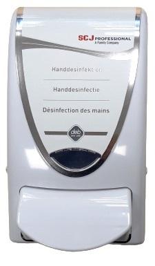 Dispenser Deb InstantFOAM 1000, 1 liter in bruikleen mogelijk